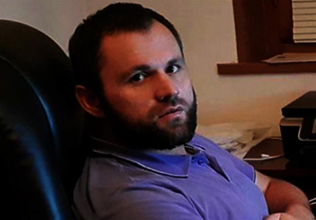 前車臣反抗軍司令、40歲的喬治亞人甘戈什維利,8月間在柏林遭到殺害。(取材自推特)