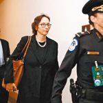 彈劾聽證:史大女教授、共和黨議員 唇槍舌劍