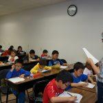 華夏中文學校 14、15日耶誕園遊會