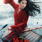 「花木蘭」最新海報 仍強打劉亦菲舞劍英姿