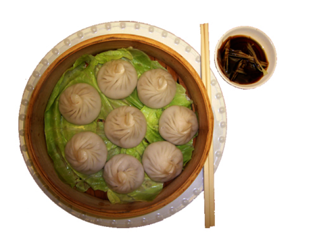 上海灌湯小籠包
