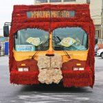 費城公車變裝秀 耶誕夜惡夢奪冠