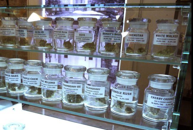 伊州娛樂大麻首批30店 芝市7處