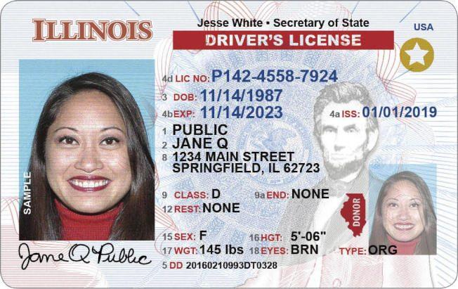 真實身分證需求增 伊州辦證中心延長工時