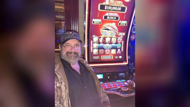 德州男子賭城投入26元,贏得10萬元。(博德賭業提供)