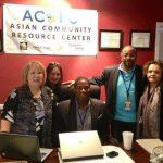 亞太裔資源中心 免費教長者電腦