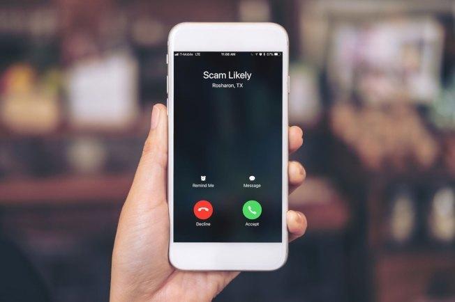 今年11月份亞特蘭大接到的語音自動電話為全美之冠,整月共有2億通語音自動電話。(Getty Images)