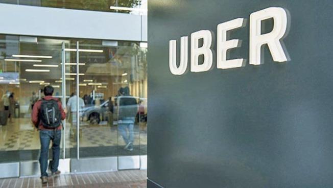 Uber5日公布了公司的安全調查報告結果,全國兩年將近有6000件性侵犯投訴。(電視新聞截圖)