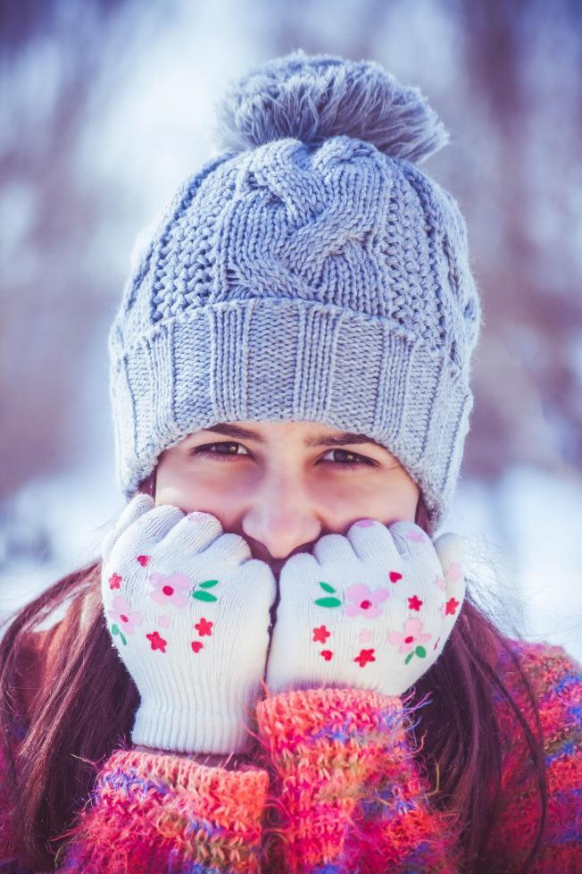 冬天出門要注意保暖。(Pixabay)