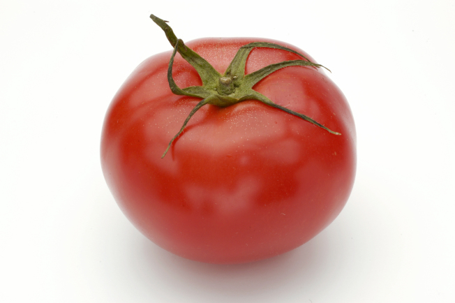 番茄等紅色食物可護心。(本報資料照片)