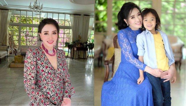 泰國第一位環球小姐現年72歲,但她看上去仍然面容姣好如少女,驚艷不少網友。圖截自Instagram