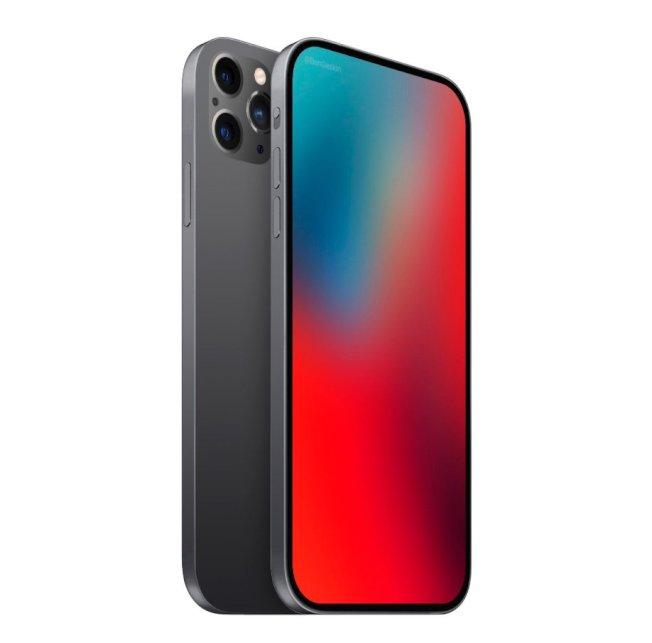 有消息指出,明年新iPhone的外觀和功能上都有所改變。 圖/截取自Ben Geskin推特