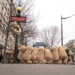法國歷史性大罷工 引發週末交通混亂