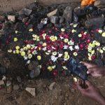 印度女獸醫姦殺案 四嫌現場模擬遭正法
