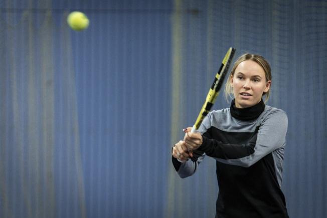沃茲妮雅琪決定在明年澳網後退役。(美聯社)