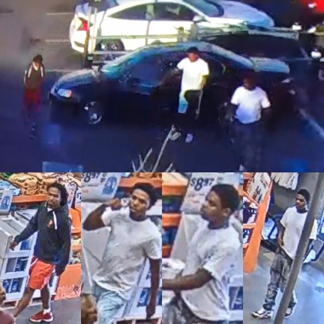 警方公布歹徒照片,並提供懸賞,希望早日破案。(圖:密爾比達警方提供)