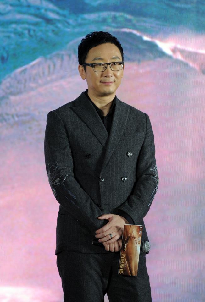 導演陸川讚許易烊千璽的演技。(新華社資料照片)