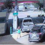 車遭竊女嬰在車上 20分鐘尋回