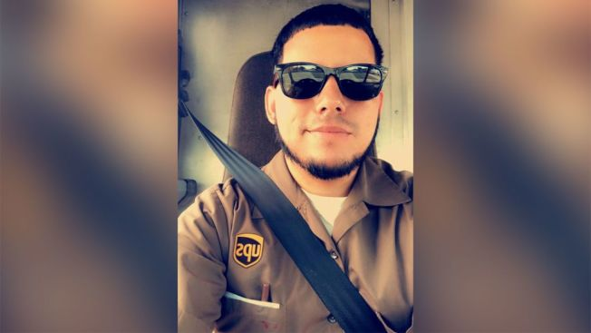 在佛羅里達州珠寶店搶案中遭劫持遇害的優比速貨車司機歐多涅茲,剛結束受訓,案發當日第一天當司機。(取自臉書)