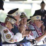 珍珠港事變78年 30老兵重返舊地 緬懷2300名殉職美軍