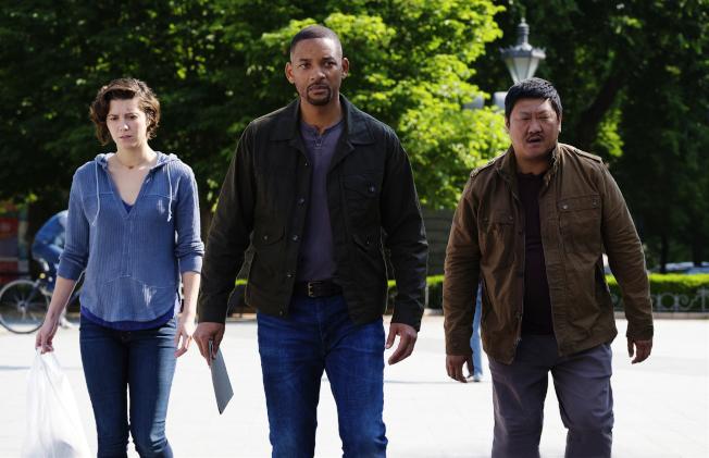 「雙子殺手」票房失利,也不受到影評的青睞。(取材自IMDb)