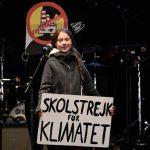 氣候峰會 童貝里現身場外遊行:改變來自大眾
