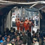 印度新德里工廠惡火釀至少43死 22年來最嚴重 廠長被捕