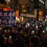 香港遊行結束  港府:和平有序、譴責暴力