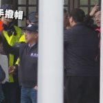 沒對女警動粗?國民黨立委陳宜民喊冤 畫面說真相