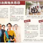 1張圖 開先例!翁山蘇姬赴海牙 為緬軍辯護 學者:非常不智
