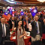 (影音)幫韓國瑜助選 李佳芬紐約千人宴催票