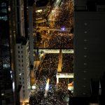 反送中滿半年 80萬人再上街 港府:和平有序譴責出現暴力