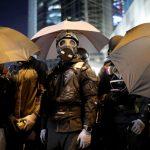 紐時:逾200反送中港人潛台 台灣低調:不鼓勵