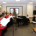 「希望之音」聖誕音樂會 撫平癌友傷痛