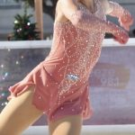 國際花樣滑冰 14歲劉美賢女單銀了