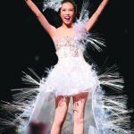 莫文蔚化身精靈 穿3D列印巔峰之衣 全球唯一無價之寶