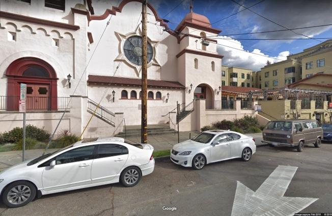 灣區最貧窮的郵區是柏克萊的94704。(取材自Google地圖)