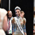 南非小姐獲封2019環球小姐 盼為女性賦權