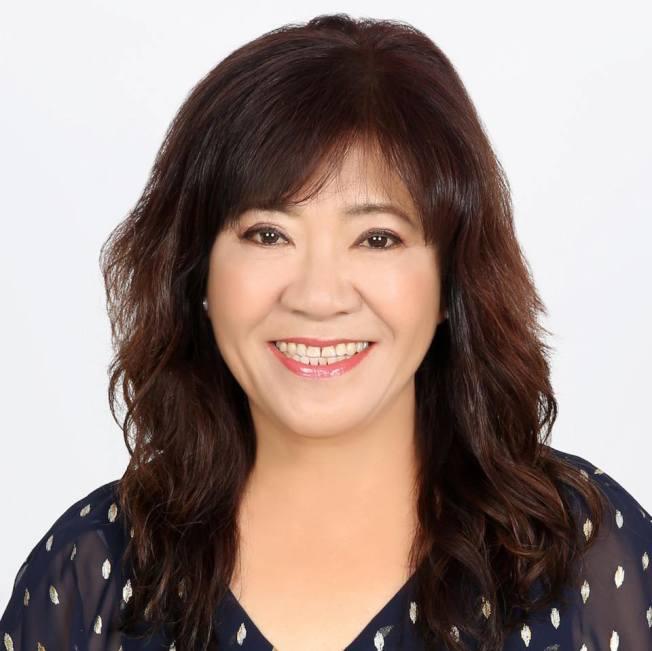 ABC聯合學區教委謝苗家貞(Sophia Tsa)參選2020年3月喜瑞都市議員選舉,她的主要政見重點有四項。(謝苗家貞提供)