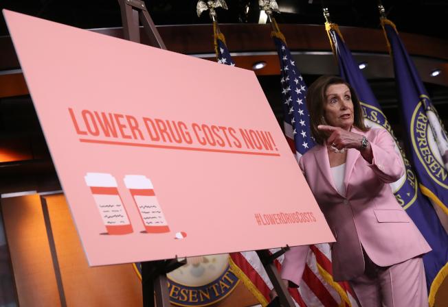 國會兩黨達成的抑制醫藥費上漲協議,也包括採取步驟加強處方藥價競爭。(Getty Images)