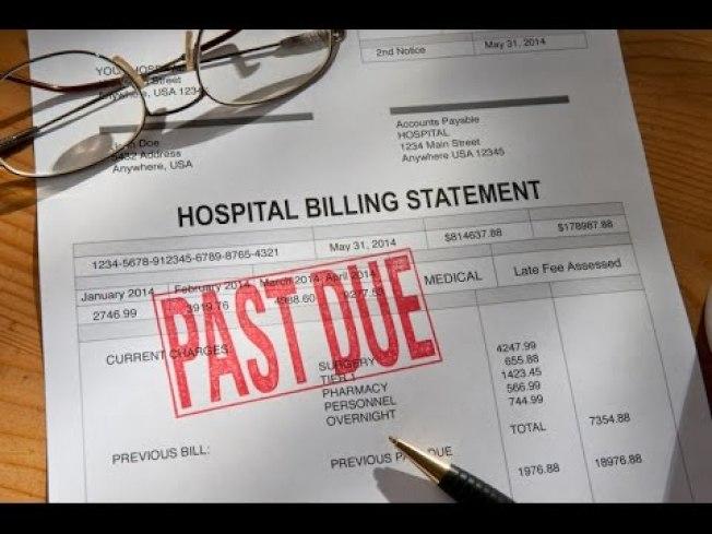 白宮9日表示支持兩黨為遏制醫藥費上漲達成的協議,包括限制急診病患可能碰到的意想不到巨額帳單。(取自YouTube)