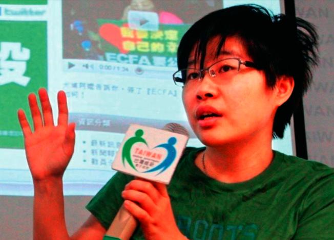 「卡神」楊蕙如涉詆毀外交官遭台北地檢署檢起訴。(本報資料照片)