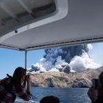 紐西蘭火山爆發灣區一家人死裡逃生