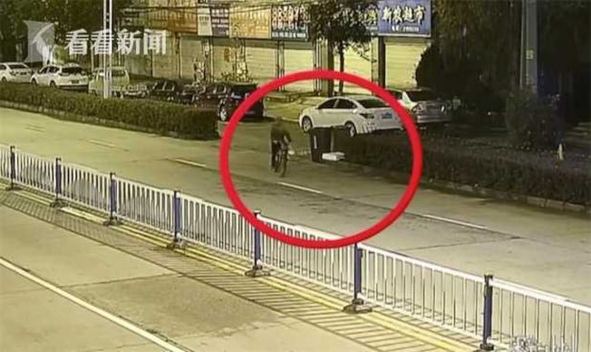 海南省的12歲小男孩負氣離家,獨自騎了近三個月、約3000公里到安徽滁州,因為想一個人去北京旅遊。(取材自看看新聞)
