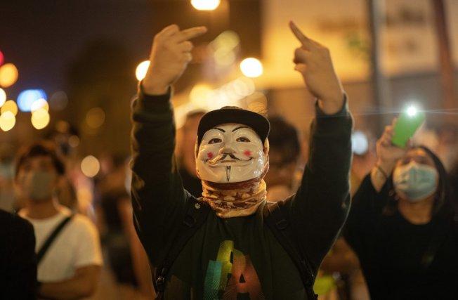 香港高等法院上訴庭拒絕政府就禁蒙面法的暫緩執行令申請,並宣布下月9日開庭審理此案。 歐新社