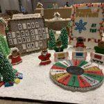薑餅屋仙境展 逾百作品富童趣