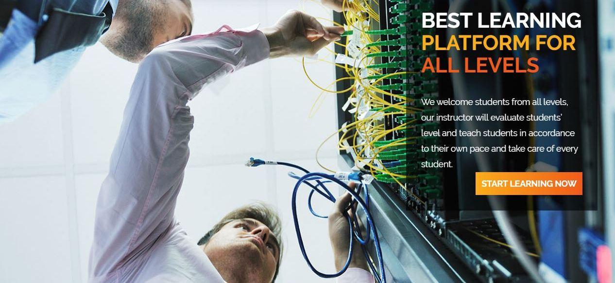 太閣網絡科技培訓計畫快速而靈活。