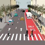 芝城紅線公車專用道 能否停車惹困惑