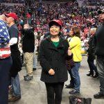 川普總統賓州集會華裔與會川普比以往更受歡迎