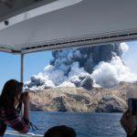 紐西蘭火山噴發 27人全身七成燒傷